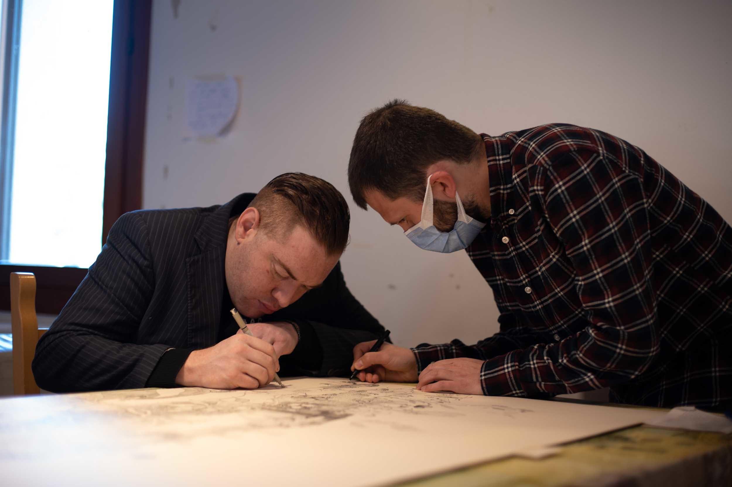 I laboratori di co-creazione artistica