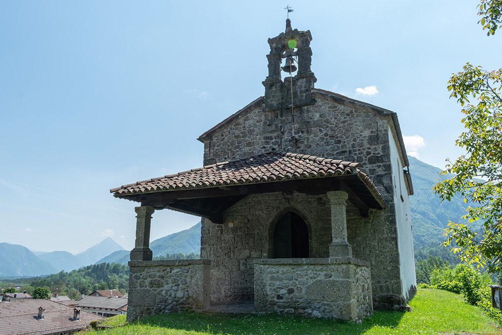 Pieve di San Martino di Socchieve