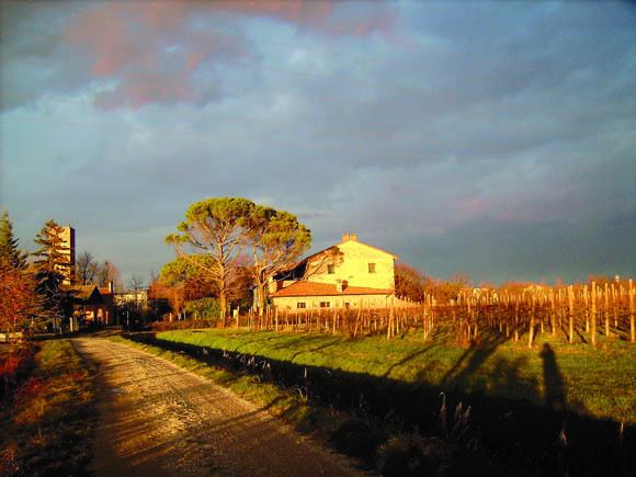 Borgo Fornasir a Cervignano