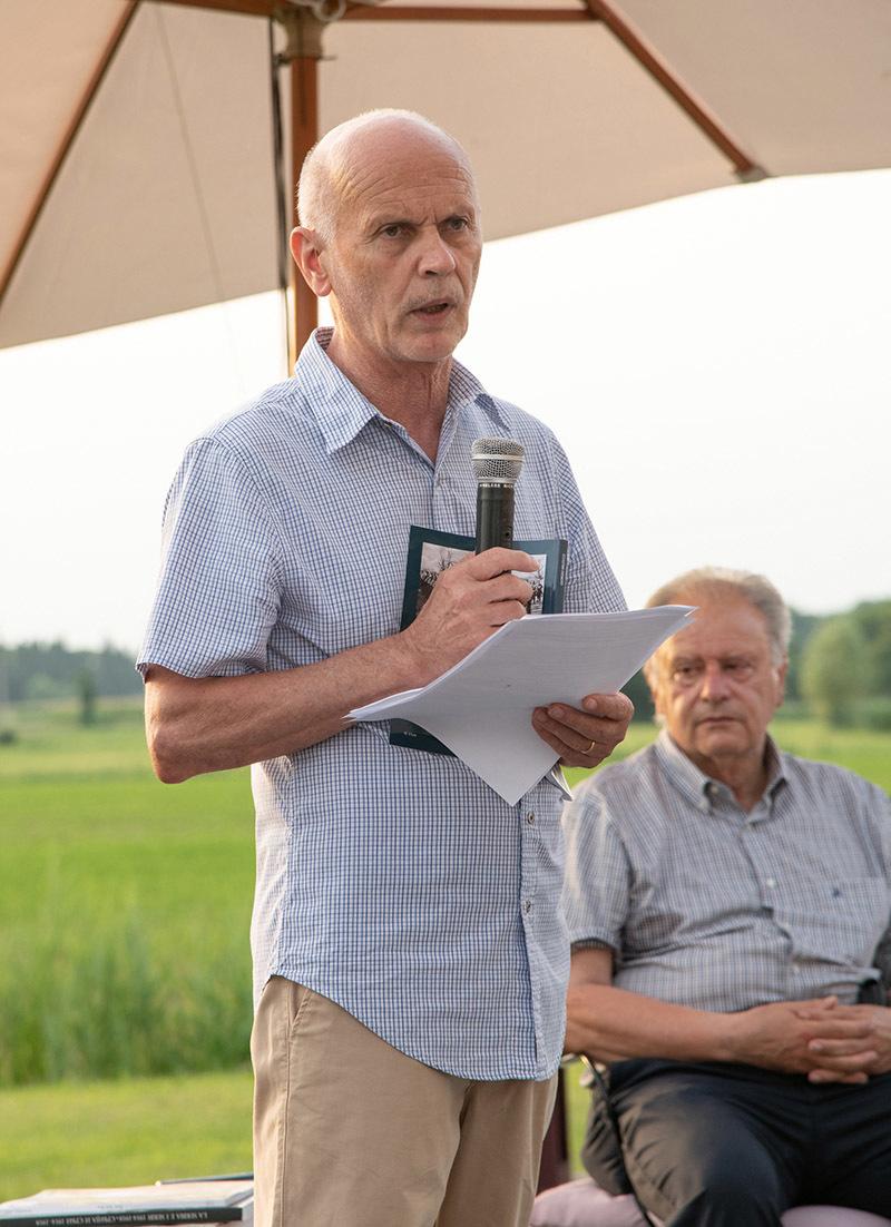 La presentazione ad Aquileia (ph. Enzo Andrian)