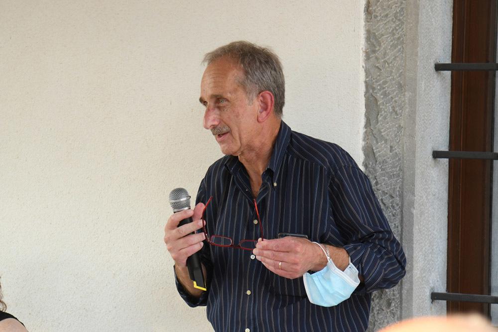 Sergio Zompicchiatti (ph. Claudio Pizzin)