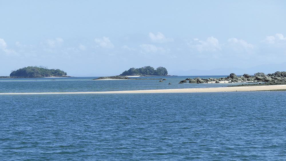 Atolli dell'arcipelago Las Perlas
