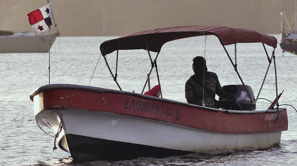 Pescatori a Portobelo