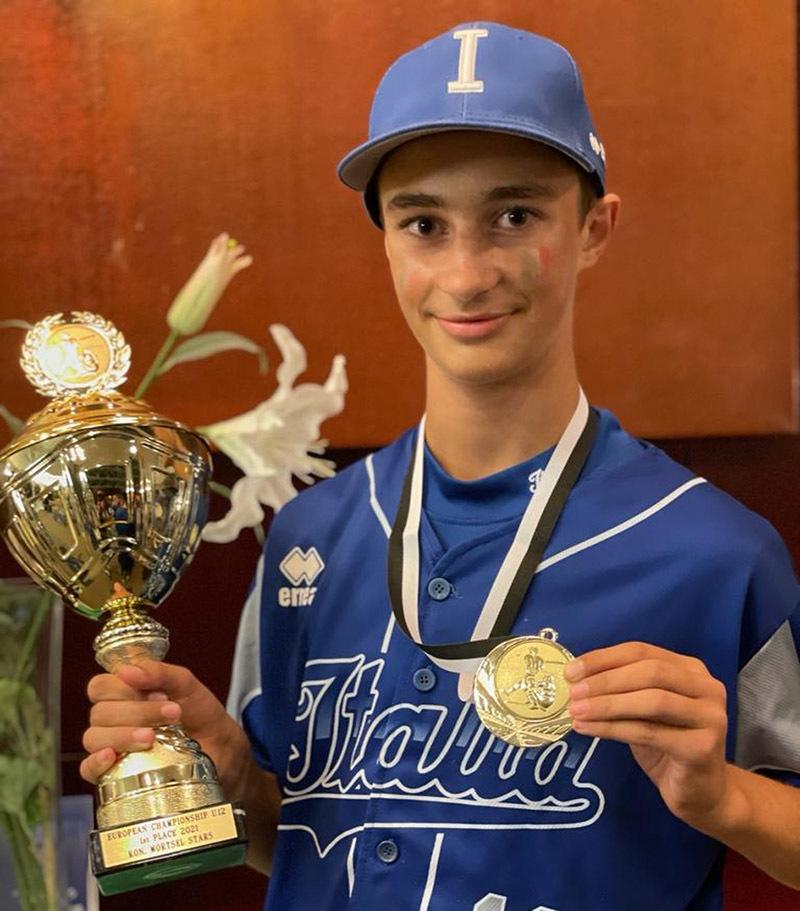 Thomas Cechet campione d'Europa under 12