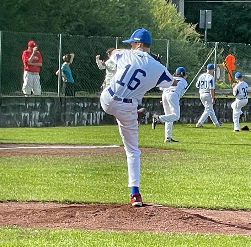 Thomas Cechet in azione
