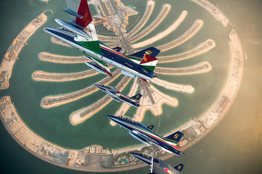 Dubai, Le Palme, Emirati Arabi Uniti, 2009
