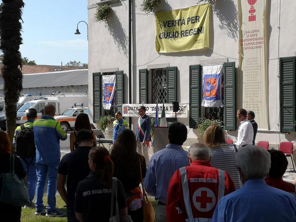 30 anni di Protezione Civile a Campolongo Tapogliano