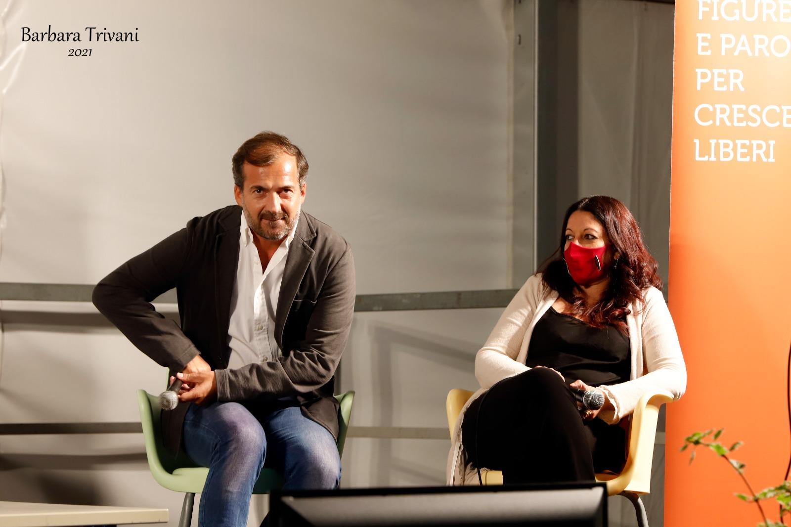 Barbara Schiavulli e Paolo Berizzi