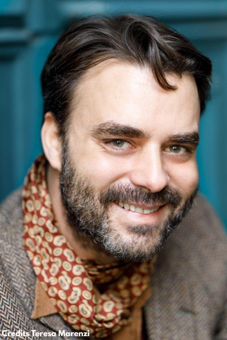 Giovanni Morassutti (© Teresa Marenzi)