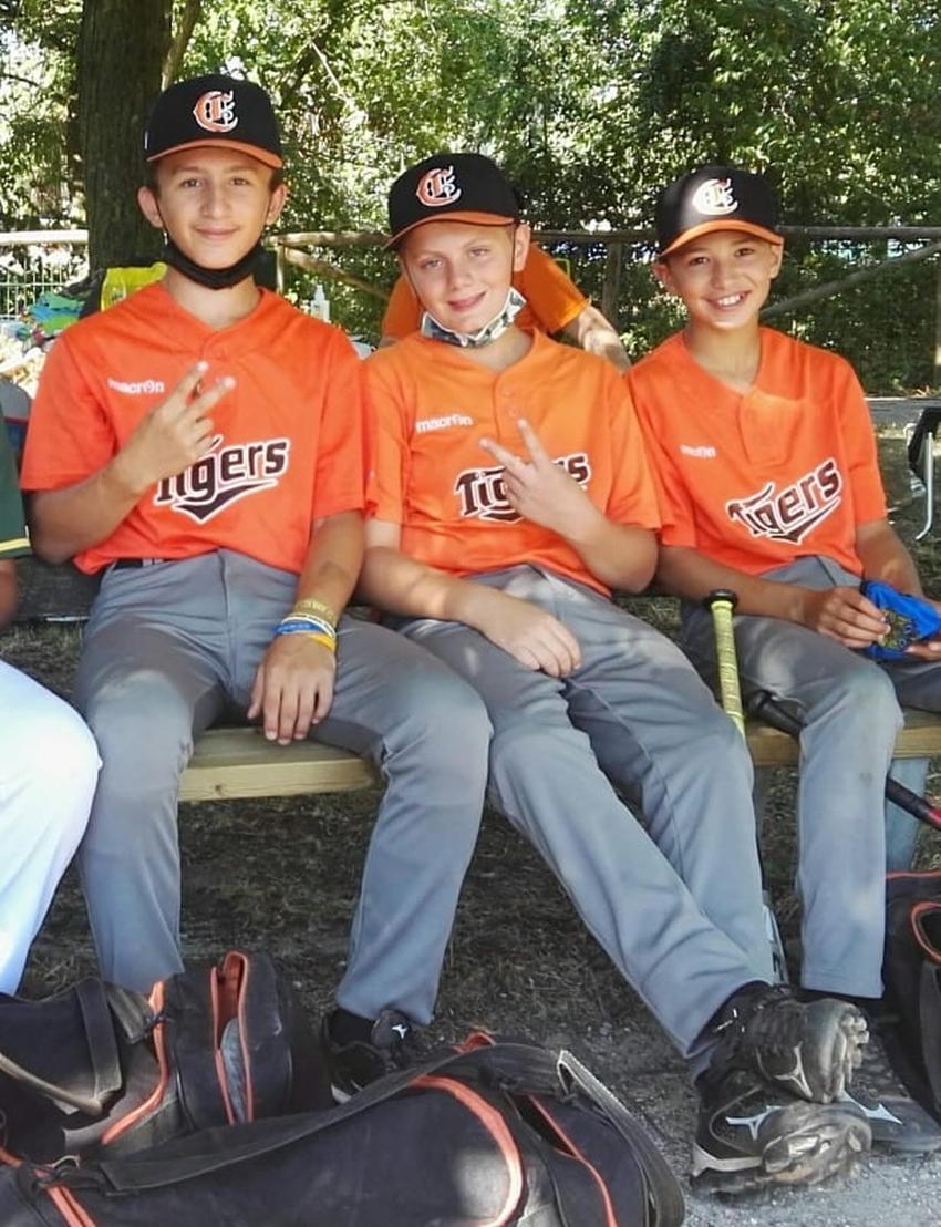 I tre Tigers convocati in Nazionale