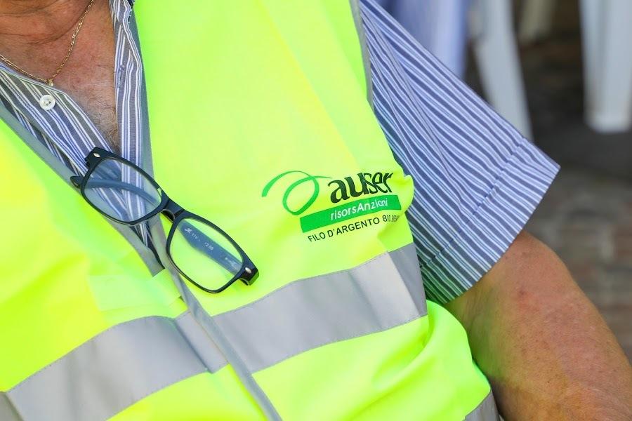 Volontario dell'Auser