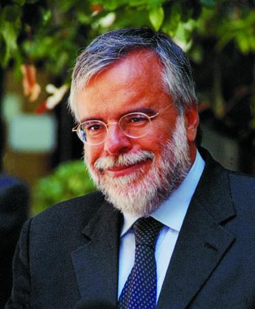 Il ministro Andrea Riccardi