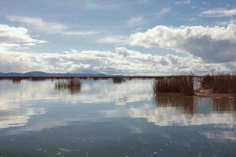 Il lago Titicaca (ph. C. Pizzin)