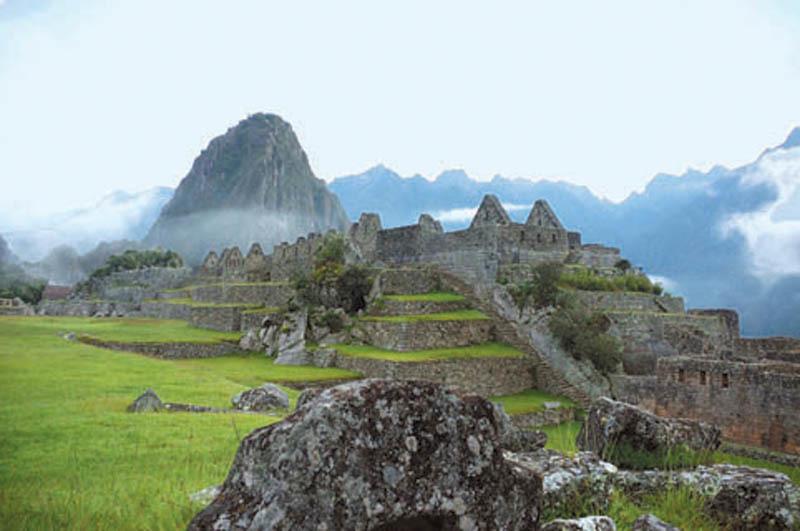 Il regno degli Inca sul Machu Picchu (ph. C. Pizzin)