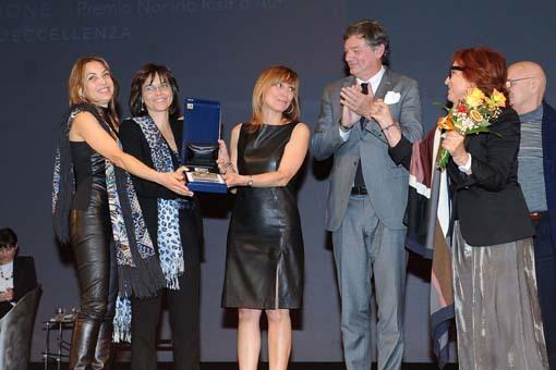 Udine, Premiazioni del Lavoro e Progresso economico (foto Petrussi)