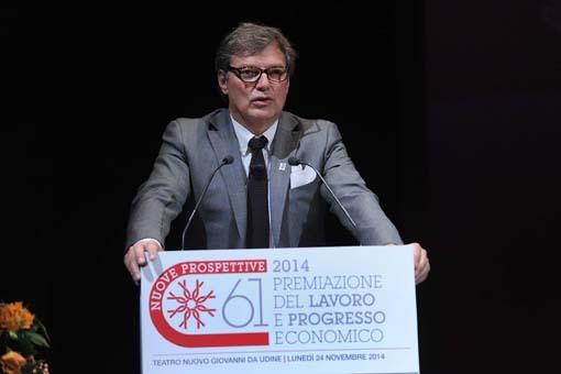 Giovanni Da Pozzo (foto Petrussi)