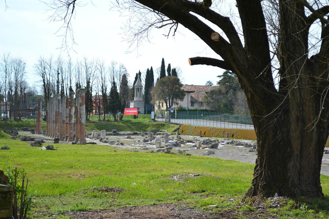 Unesco Cities Marathon 2015, l'arrivo ad Aquileia